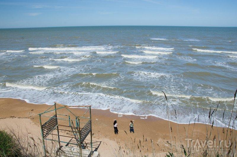 фото пляжа кучугуры