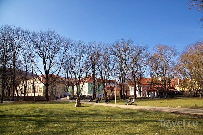 Парк Кампа / Фото из Чехии