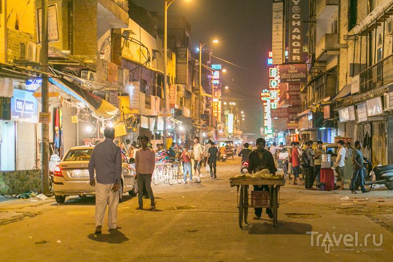 Ночной Мейн Базар / Индия