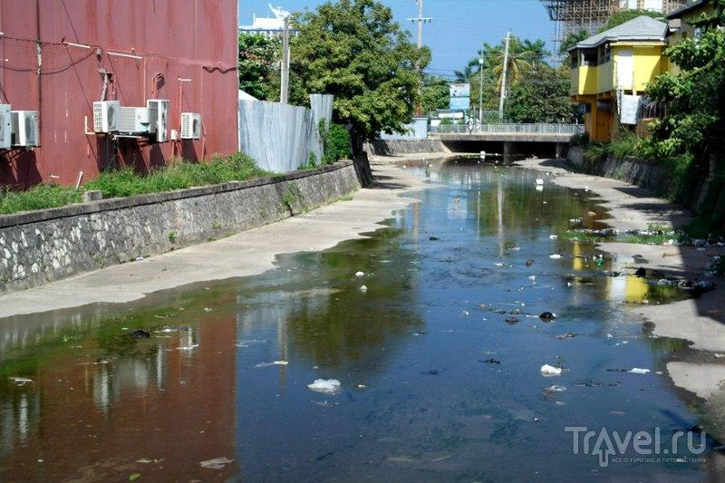Очо-Риос, Ямайка - С улицы на улицу / Ямайка