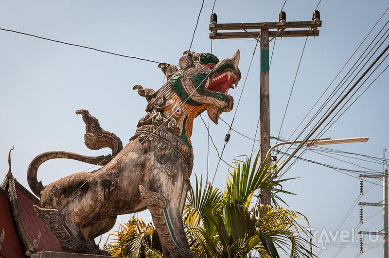Другой мир. Чиангмай / Фото из Таиланда