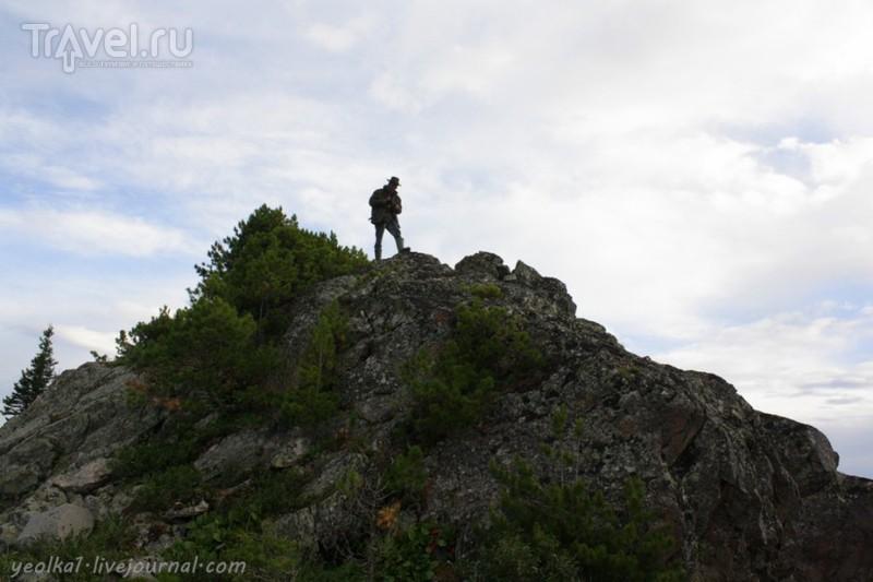 По Горному Алтаю на конях. На безымянной высоте... / Россия