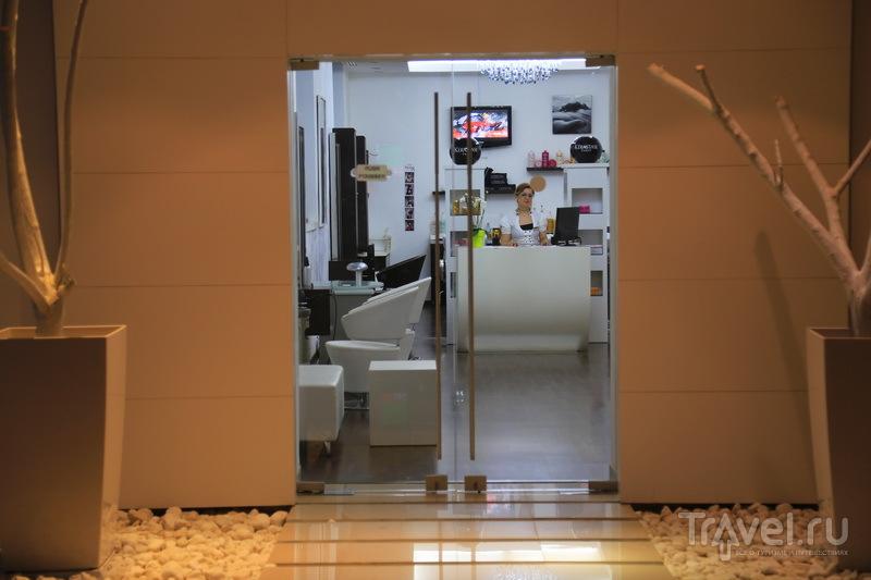 Кабинет талассотерапии / Фото из Туниса