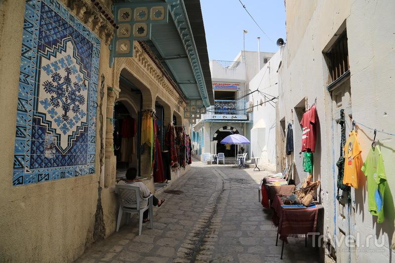 Сусс. Старая часть города / Фото из Туниса