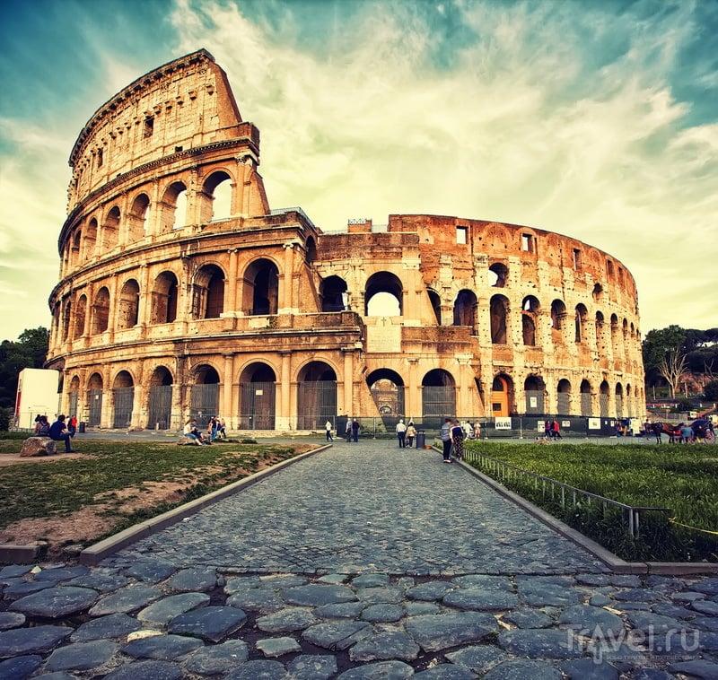 фото италия рим достопримечательности