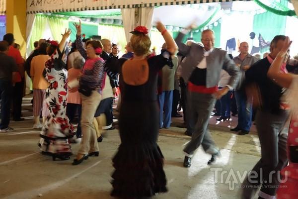 Севильяна в Торревьехе / Испания