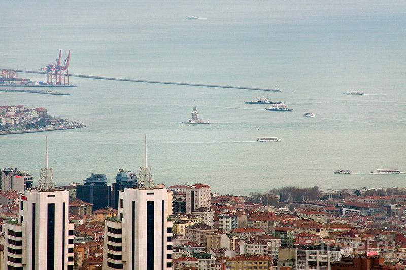 На самой высокой крыше Стамбула / Фото из Турции