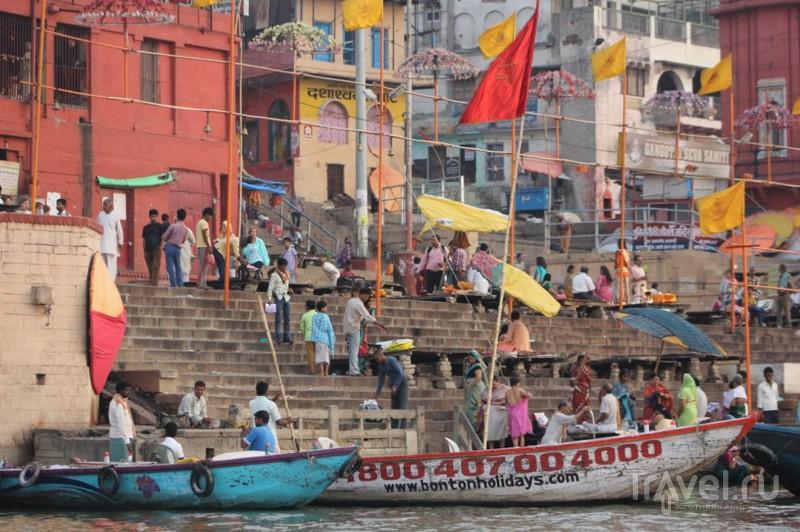 Знакомство с Индией: Дели, Агра, Варанаси / Индия