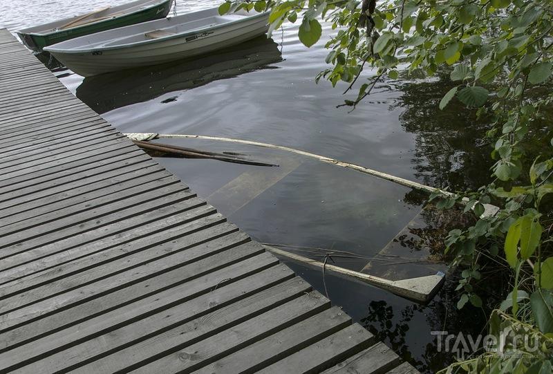 Голубое озеро -  Pühajärv / Эстония