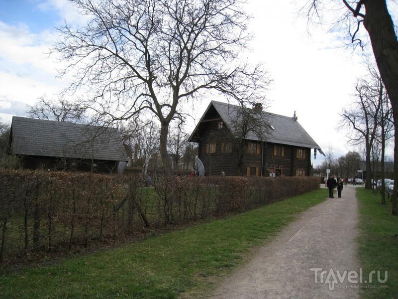 Деревня Александровка, Голландский Квартал и мост разведчиков / Германия