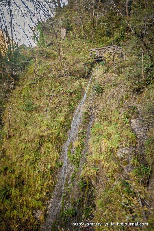 Толминское ущелье / Фото из Словении