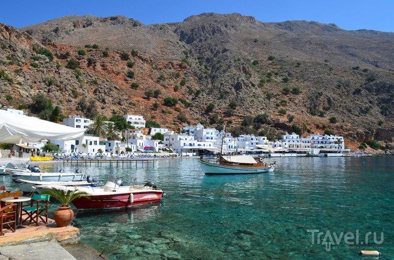 Лутро, Крит / Греция