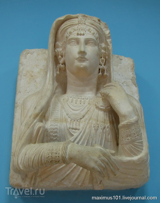 Пальмира - королева пустыни. Вне стен города / Сирия