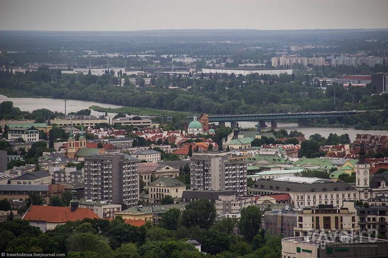 Варшава 360° / Фото из Польши