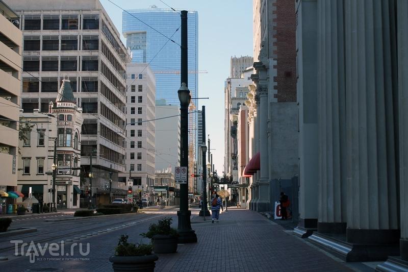 США: Хьюстон - по американскому мегаполису без машины / США