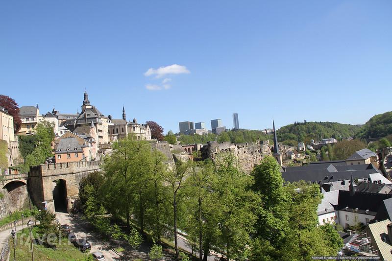 Опа... Люксембург! / Люксембург