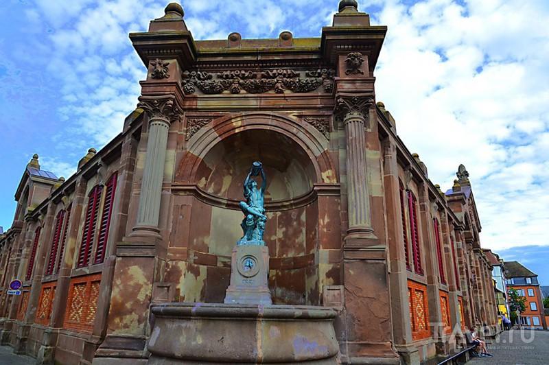 Кольмар - загадки Средневековья / Фото из Франции