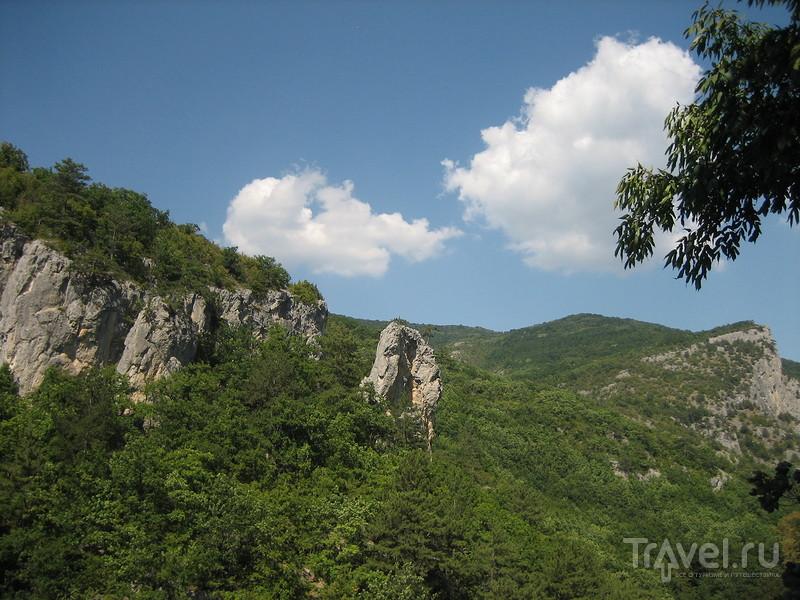 Крым. Большой каньон и Ай-Петри
