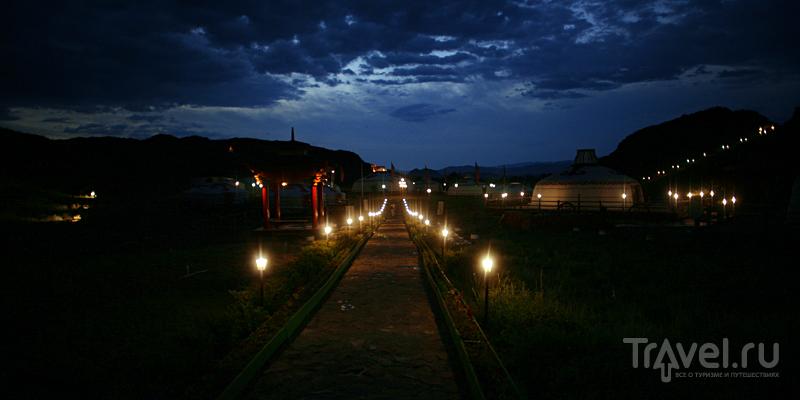 Пять звезд по-тувински / Россия