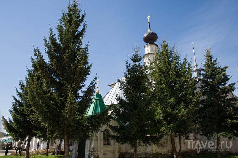 В Суздаль одним днем / Фото из России