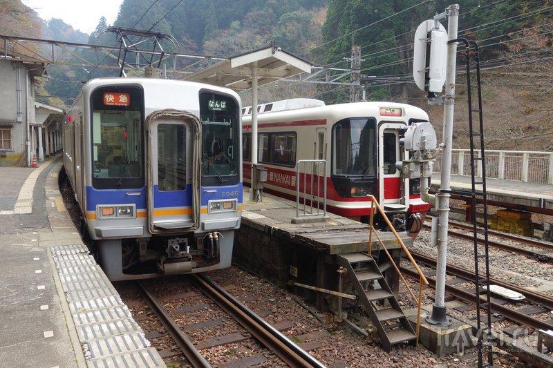Япония: про Синкансэн (сверх-скоростные поезда) / Япония