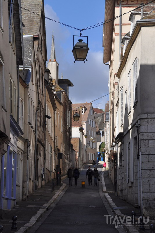 Старый Шартр / Фото из Франции