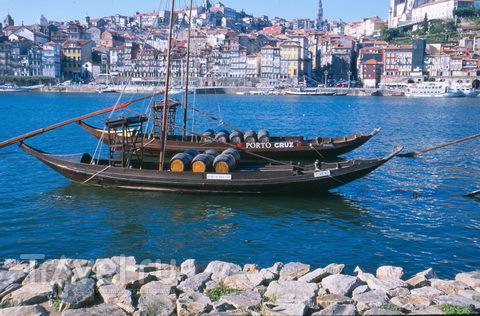 Порто как город. И как вино / Португалия