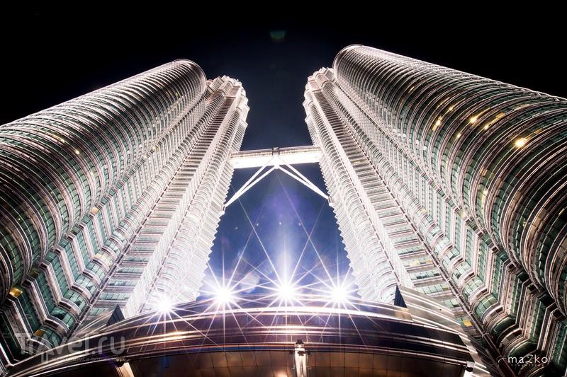 Малайские башни / Фото из Малайзии