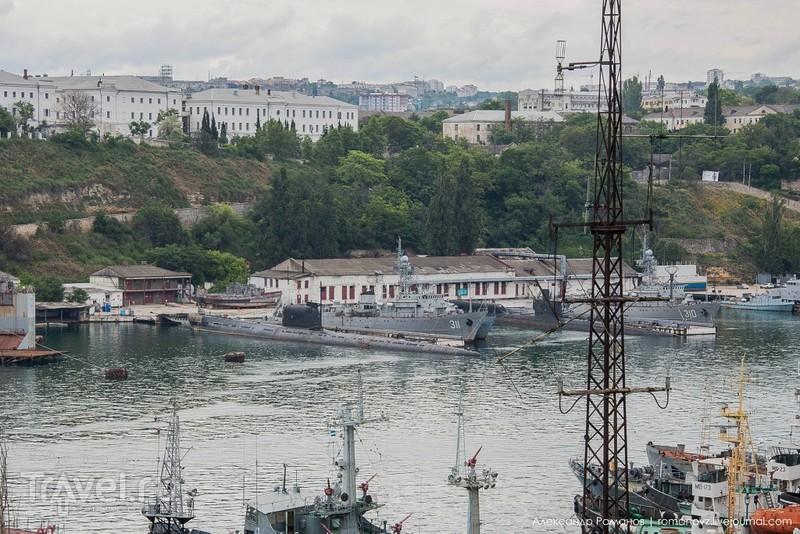 Севастополь: следы прошлого / Россия