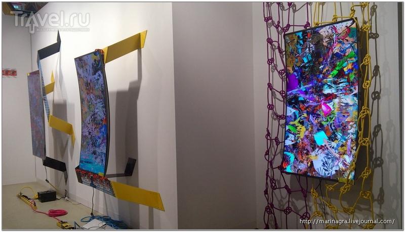 Художественная выставка-ярмарка Art Basel / Швейцария