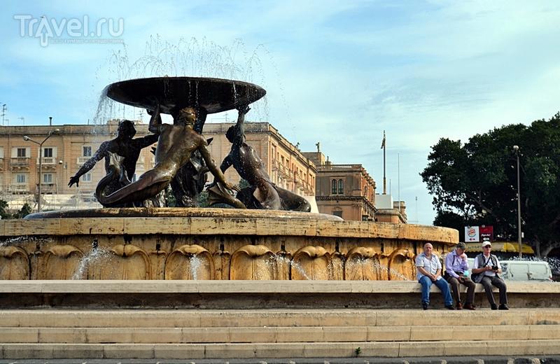 По Валетте в поисках истинных финикийцев или причём тут Севастополь / Мальта