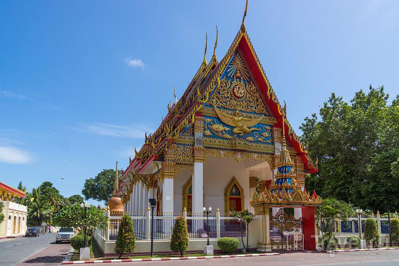 Город Пхукет / Фото из Таиланда