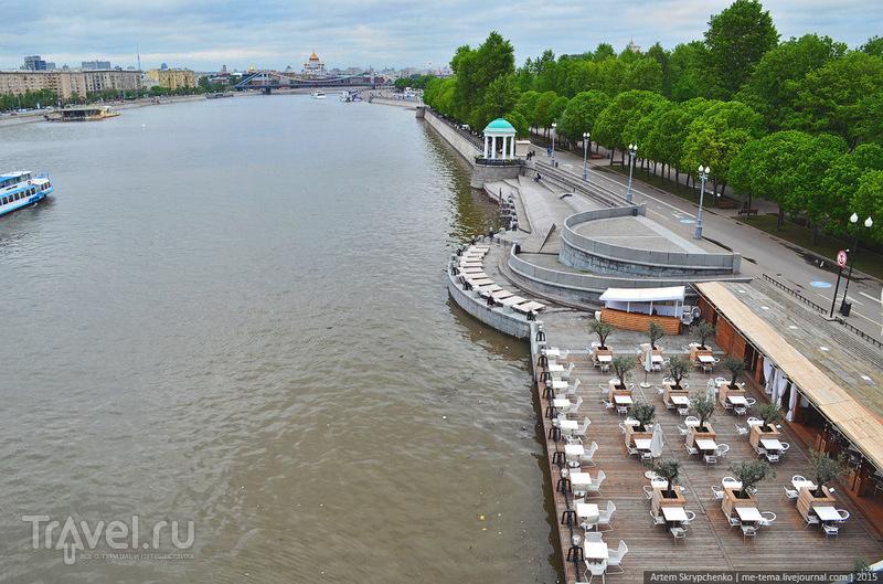 Москва, Парк Горького