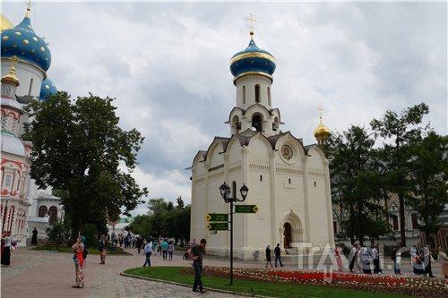 Свято-Троицкая Сергиева Лавра. Сергиев Посад / Россия