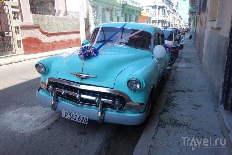 Красивые машины Гаваны / Фото с Кубы
