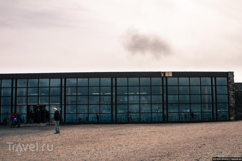 Нордкап. Самый длинный день в году на краю света / Фото из Норвегии