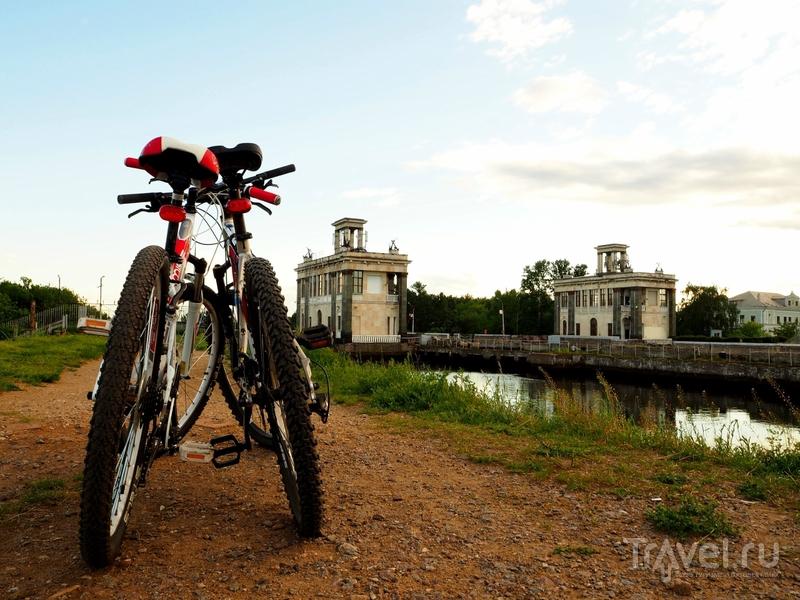 Вело-заезд по Южному Тушино / Фото из России