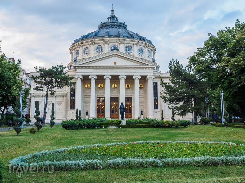 Неоднозначный Бухарест / Фото из Румынии