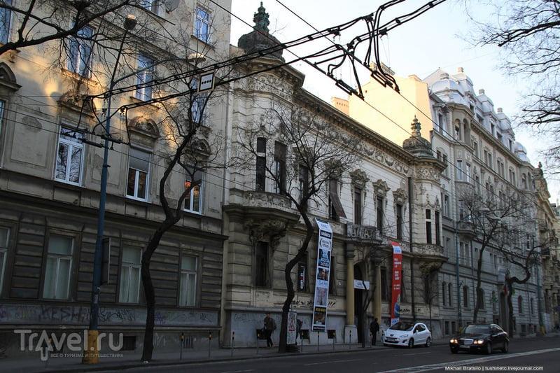 Детальная Братислава / Словакия