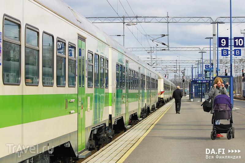 Финляндия переходит на паровозы