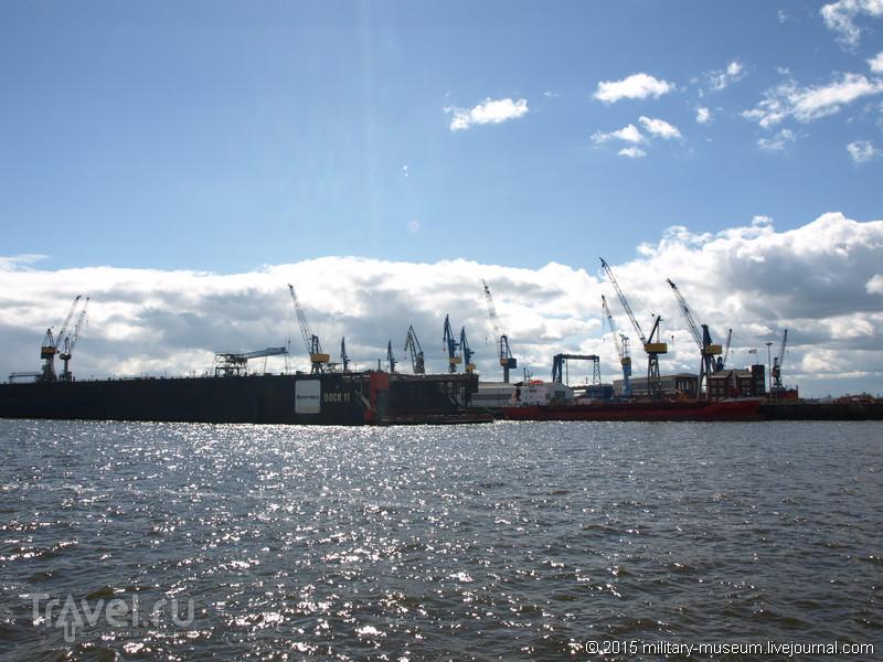 Гамбургский порт (Hamburger Hafen) / Германия