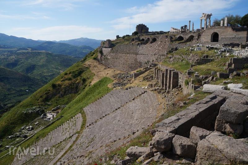Древний Пергам. Турция