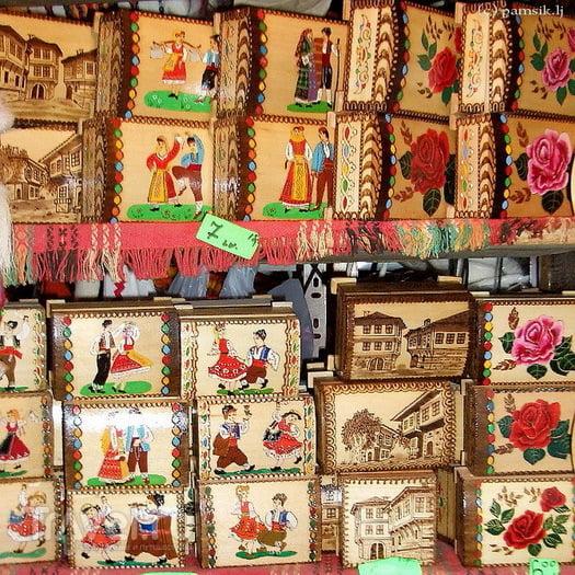 Болгарские сувениры. Для нас,  девочек. Для вас, мальчики / Болгария