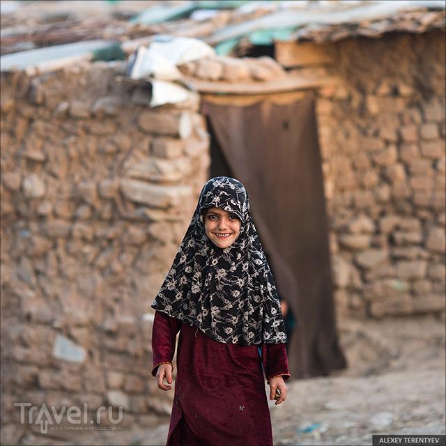 Лагеря афганских беженцев на Севере Пакистана