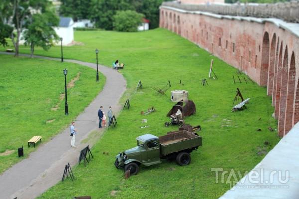 Автомобилем из Петербурга в Великий Новгород / Россия
