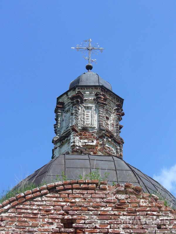 Урочище Елагино, Пестречинский район Татарстана / Россия