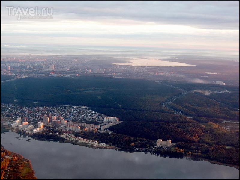 Неожиданный скандинавский транзит. Рейс SVX-HEL / Финляндия