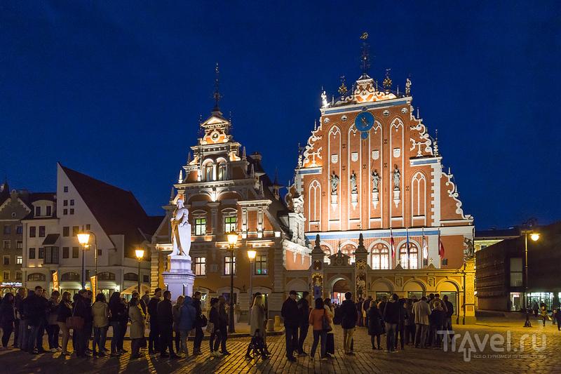 Рига. Сейм Латвийской республики и Музей оккупации / Фото из Латвии