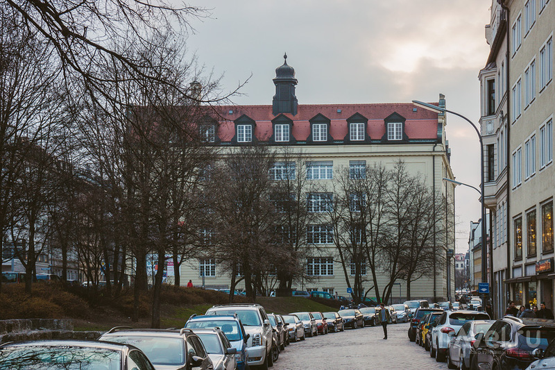 Мюнхен: вторая попытка / Фото из Германии