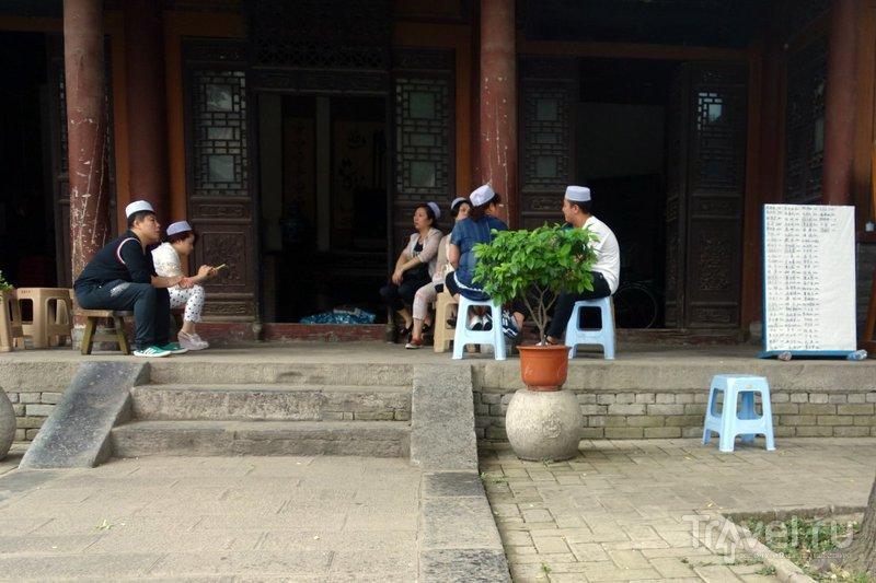 Китай, Сиань - древний мусульманский квартал / Китай